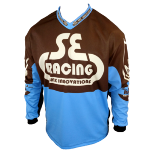 SE RACING JERSEY FRONT