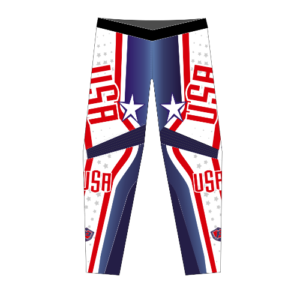2017 WORLDS PANT FRONT